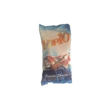 Crystal Candy Top Ten Sweets 280g