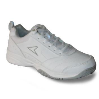 Power White  Sports Sneakers-509_1112