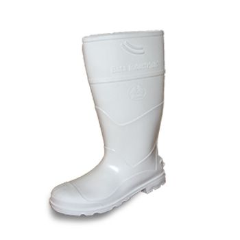 Bata White Gumboot-8021061