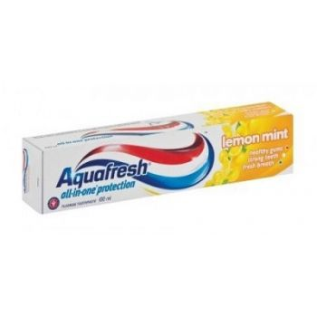 Aquafresh-Lemon Mint
