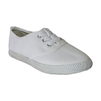 Bata Childrens White Tommy-339-1111