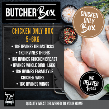 Chicken Only Box