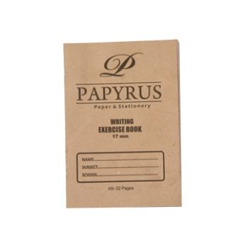 Papyrus A4 Writing  Exercise Book