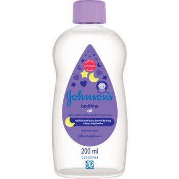 Johnson's Bedtime Oil 200ml