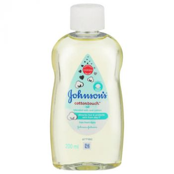Johnson's Cotton Touch Oil 200ml