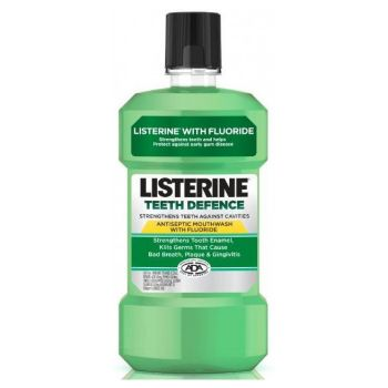 Listerine Defence Mouth Wash 250ml