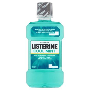 Listerine Cool Mint Mouth Wash 250ml