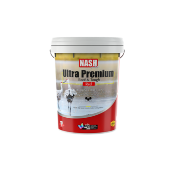 20L NASH PVA Roof And Stoep Red