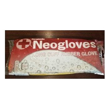 Neogloves Long Cuffed Rubber Gloves