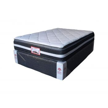 KDV – Double Bed Pillowtop