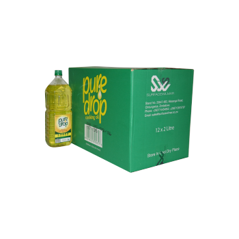 Pure Drop Cooking Oil  8x2l