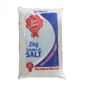 Red Seal Iodised Salt 2kg