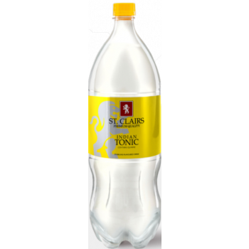 St Claires Indian Tonic Water 2LT