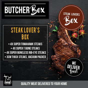Steak Lover's Box
