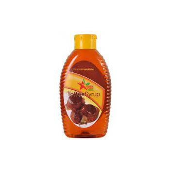 Country Choice  Tofffee Syrup 12X500g
