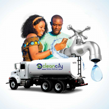 Clean City Water Deliveries 5000L