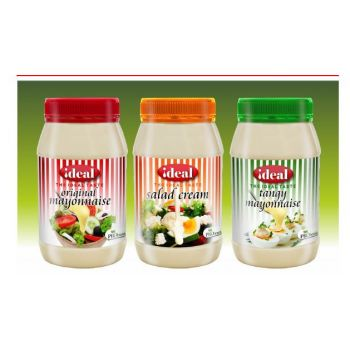 Ideal Tangy Mayonnaise 750g x 6